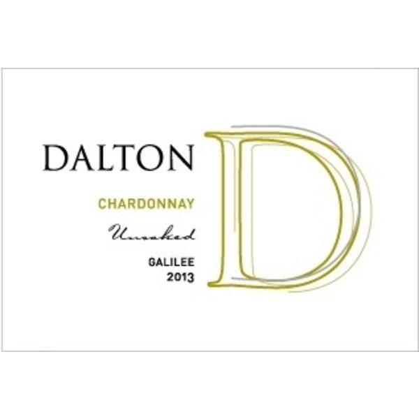Dalton Dalton Unoaked Chardonnay 2018<br />Kosher