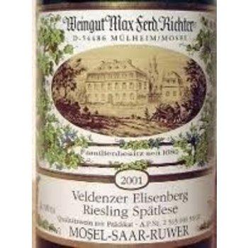 Richter Richter Veldenzer Elisenberg Riesling Spatlese 2018<br />Germany
