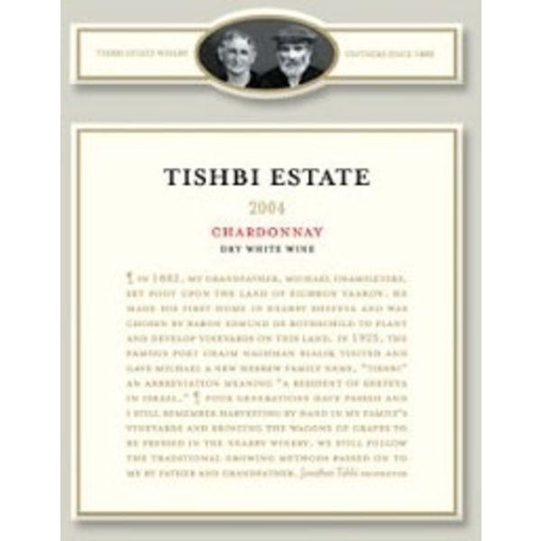 Tishbi Tishbi Chardonnay 2016<br />Kosher