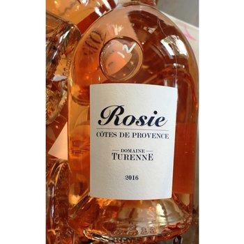 Domaine Turenne Rosie Rose 2018<br /> Provence, France