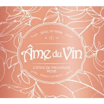 Ame du Vin Rose 2018<br /> Provence, France