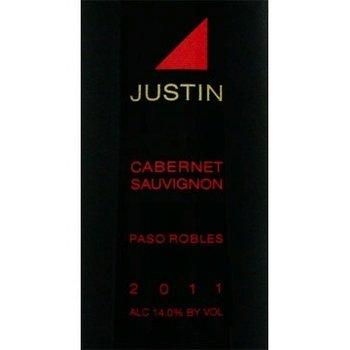 Justin Justin Cabernet Sauvignon 2017<br />Paso Robles, California