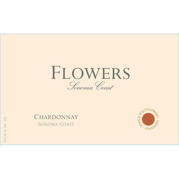 Flowers Sonoma Chardonnay 2018 Sonoma, California<br /> 91pts-WE