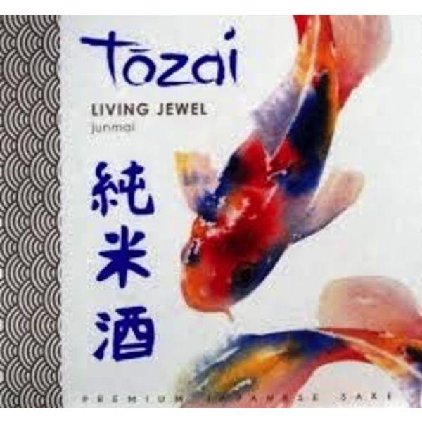 Tozai Tozai Living Jewel Sake Junmai Japan 720ml