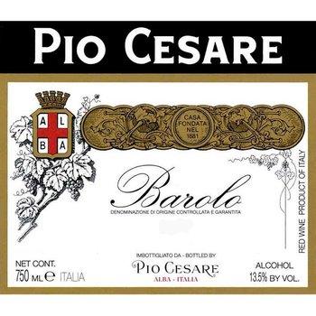 Pio Cesare Pio Cesare Barolo 2014 <br /> Piedmont, Italy  <br /> 94pts-JS, 93pts-WA, 92pts-WS