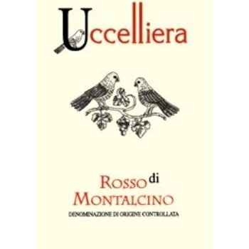 Uccelliera Uccelliera Rosso di Montalcino 2018  <br /> Tuscany, Italy