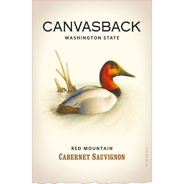 Duckhorn Duckhorn Vineyards Canvasback Red Mountain Cabernet Sauvignon 2016<br /> Washington State