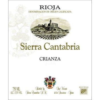 Sierra Cantabria Sierra Cantabria Crianza Rioja 2014 <br />Rioja, Spain