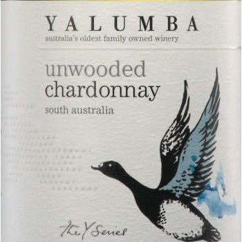 Yalumba Yalumba Unwooded Chardonay 2019<br /> South Australia