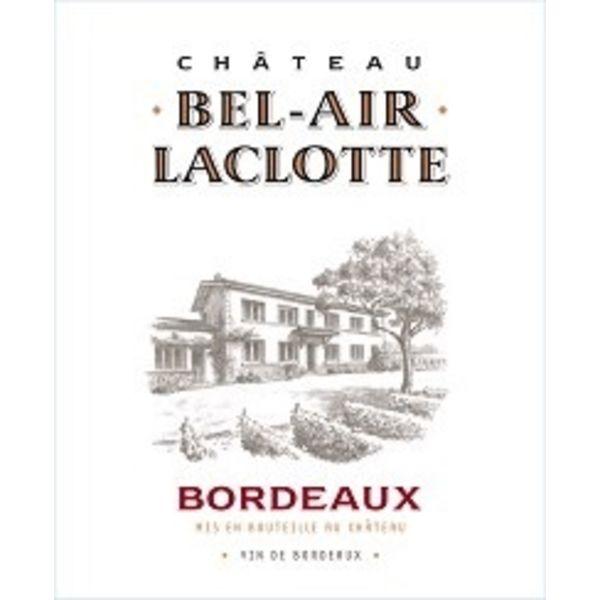 Ch Bel-Air Laclotte Bordeaux Rouge 2015<br /> Bordeaux, France
