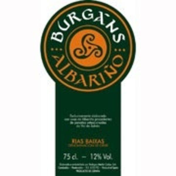 Burgans Burgans Albarino 2018<br />Spain