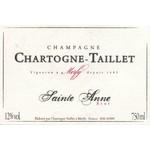"Chartogne-Taillet Chartogne-Taillet ""Cuvee Sainte Anne"" Brut<br />ST 90 pts.<br />Champagne, France"