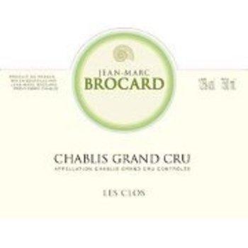 Brocard Jean Marc Brocard Les Clos Grand Cru Chablis 2014<br />Burgundy, France