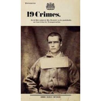 Nineteen Crimes Red 2016<br /> Australia