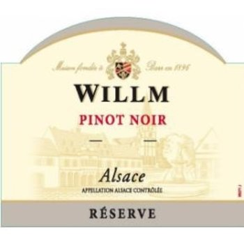 Willm Reserve Pinot Noir 2016<br /> Alsace, France