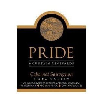 Pride Pride Mountain Cabernet Sauvignon 2015<br />Napa, California