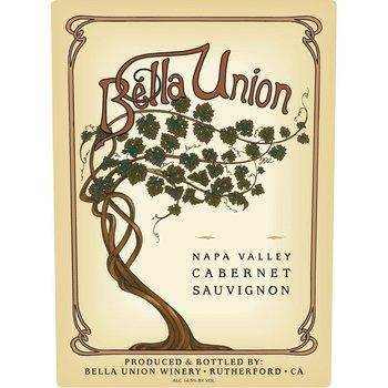 Bella Union Cabernet Sauvignon 2016<br /> Napa Valley, California