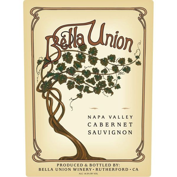Bella Union Cabernet Sauvignon 2017<br /> Napa Valley, California