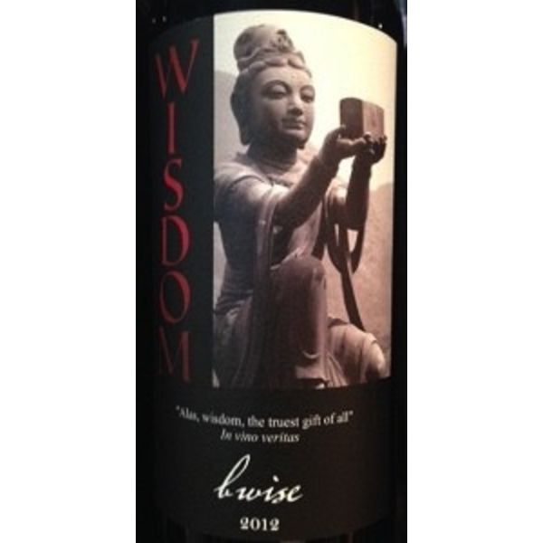 B Wise Vineyard B Wise Vineyard Wisdom Red Bland 2016<br />