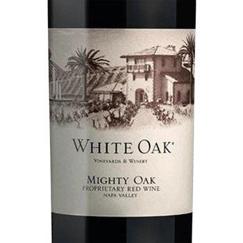 White Oak White Oak Mighty Oak Proprietary Red 2013<br /> Napa Valley, California