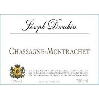 Drouhin Joseph Drouhin Chassagne-Montrachet Blanc 2017<br /> Burgundy, France