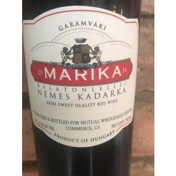 Marika Nemes Kadarka 2014<br />Hungary
