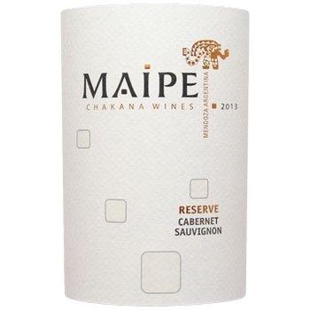 Maipe Chakana Wines Maipe Reserve Cabernet Sauvignon 2015 Mendoza, Argentina