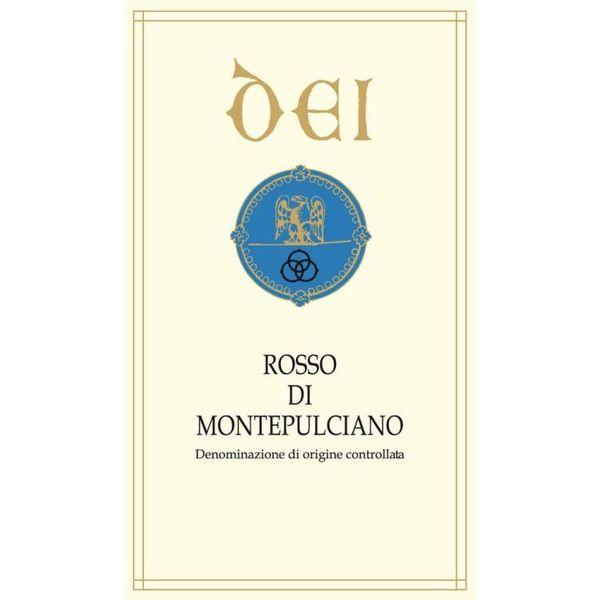 DEI DEI Rosso Di Montepulciano 2019<br />Tuscany, Italy