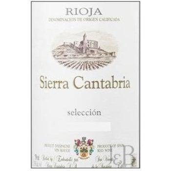 Sierra Cantabria Sierra Cantabria Selection Rioja 2016  <br /> Rioja, Spain