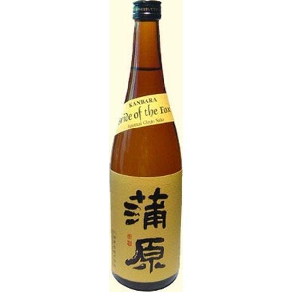 Kanbara Kanbara Bride of the Fox Sake<br />Junmai Ginjo, Japan  300ml  91pts-ST