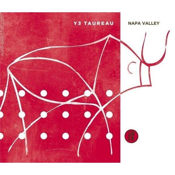 Jax Vineyards Y3 Taureau Red Blend 2017<br />Napa Valley, California