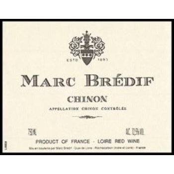 Marc Bredif Marc Bredif Chinon Red 2017<br />