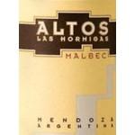 Altos Altos Las Hormigas Malbec 2017 Mendoza, Argentina