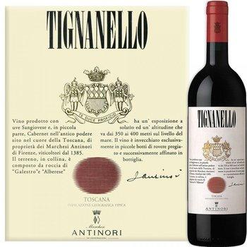 Antinori Tignanello 2016<br /> Tuscany, Italy<br /> 98pts-JS, 97pts-WS