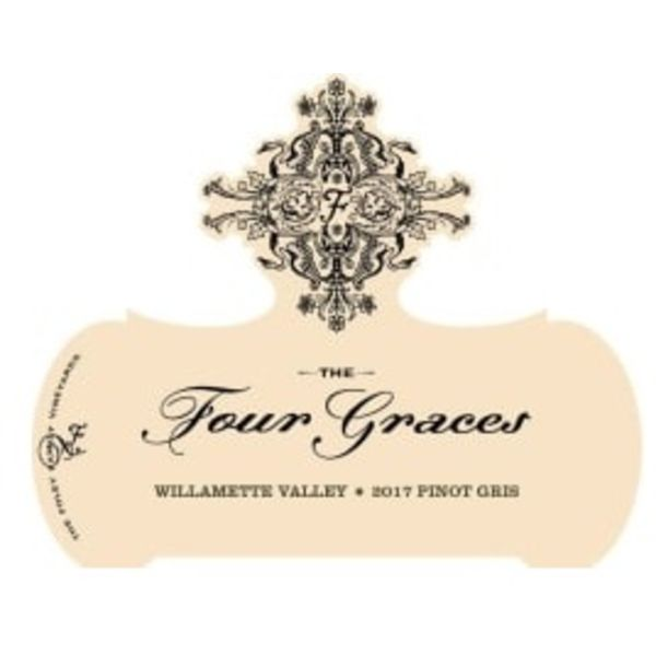 Four Graces Four Graces Pinot Gris 2018 Willamette Valley, Oregon