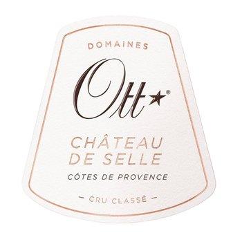 Domaine Ott Domaines Ott Chateau de Selle Cotes de Provence Rose 2019<br />Provence, France<br /> 92pts-JS, 90pts-WA