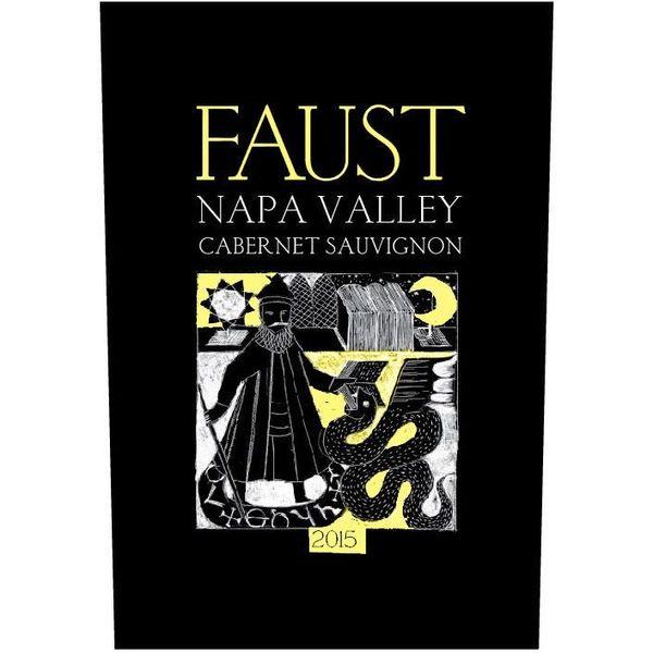 Faust Faust Cabernet Sauvignon Napa 2018<br />Napa, California