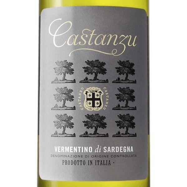 Castanzu Vermentino 2018<br /> Sardinia, Italy