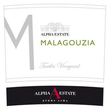 Alpha Estate Malagouzia Turtles Vineyard 2017<br /> Greece