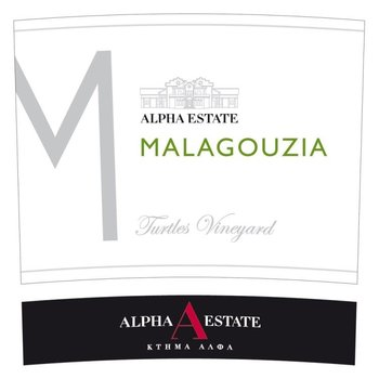 Alpha Estate Malagouzia Turtles Vineyard 2018<br /> Greece