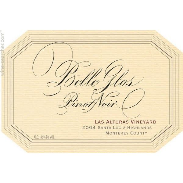 "Belle Glos Belle Glos ""Las Alturas"" Pinot Noir 2017<br />California"