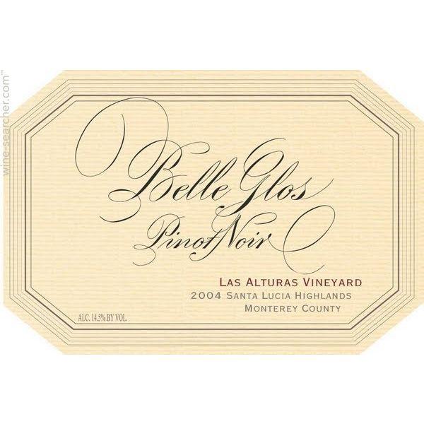"Belle Glos Belle Glos ""Las Alturas"" Pinot Noir 2018<br />California"