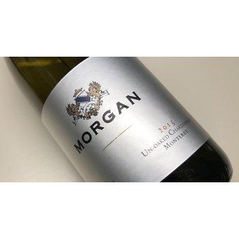 Morgan Morgan Metallico Unoaked Chardonnay 2018<br />Monterey, California