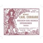 Carl Ehrhard Rudesheim Berg Roseneck Spatburgunder Trocken Pinot Noir 2016<br /> Rheingau, Germany<br /> 90pts-WE