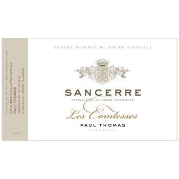 """Domaine Paul Thomas Chavignol """"Les Comtesses"""" Sancerre 2018<br />Loire, France"""