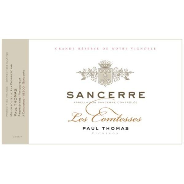 """Domaine Paul Thomas Chavignol """"Les Comtesses"""" Sancerre 2019<br />Loire, France"""