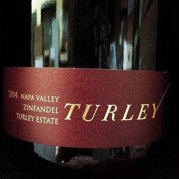 Turley Turley Estate Zinfandel 2017<br /> Napa Valley, California<br /> 92pts-WS