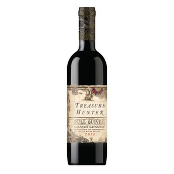 Treasure Hunter Treasure Hunter Full Quiver Cabernet Sauvignon 2014<br /> Walla Walla Valley, Washington