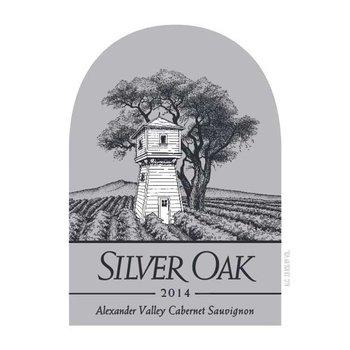 Silver Oak Silver Oak Alexander Cabernet Sauvignon 2015<br />Alexander Valley, California