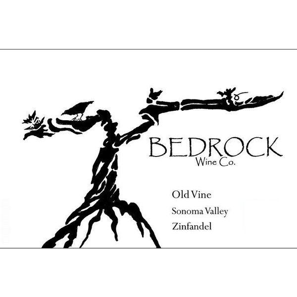Bedrock Bedrock Wine Company Old Vine Zinfandel 2017<br />Sonoma, California<br /> 93pts-WS